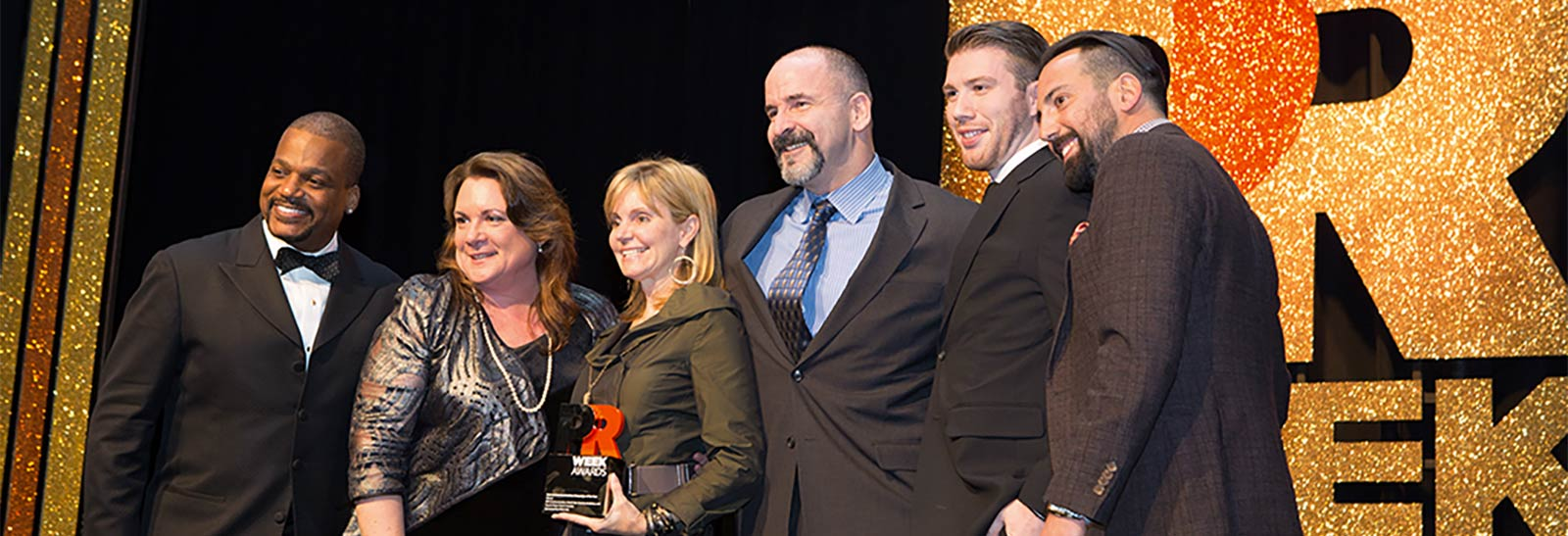 """ROI Receives PR Weekly Award """"Best Internal Communications Campaign of the Year"""""""