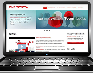 Toyota - Transformation & Culture Change image box 1