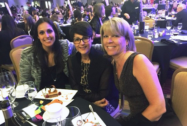 ROI Gold Quill Awards image