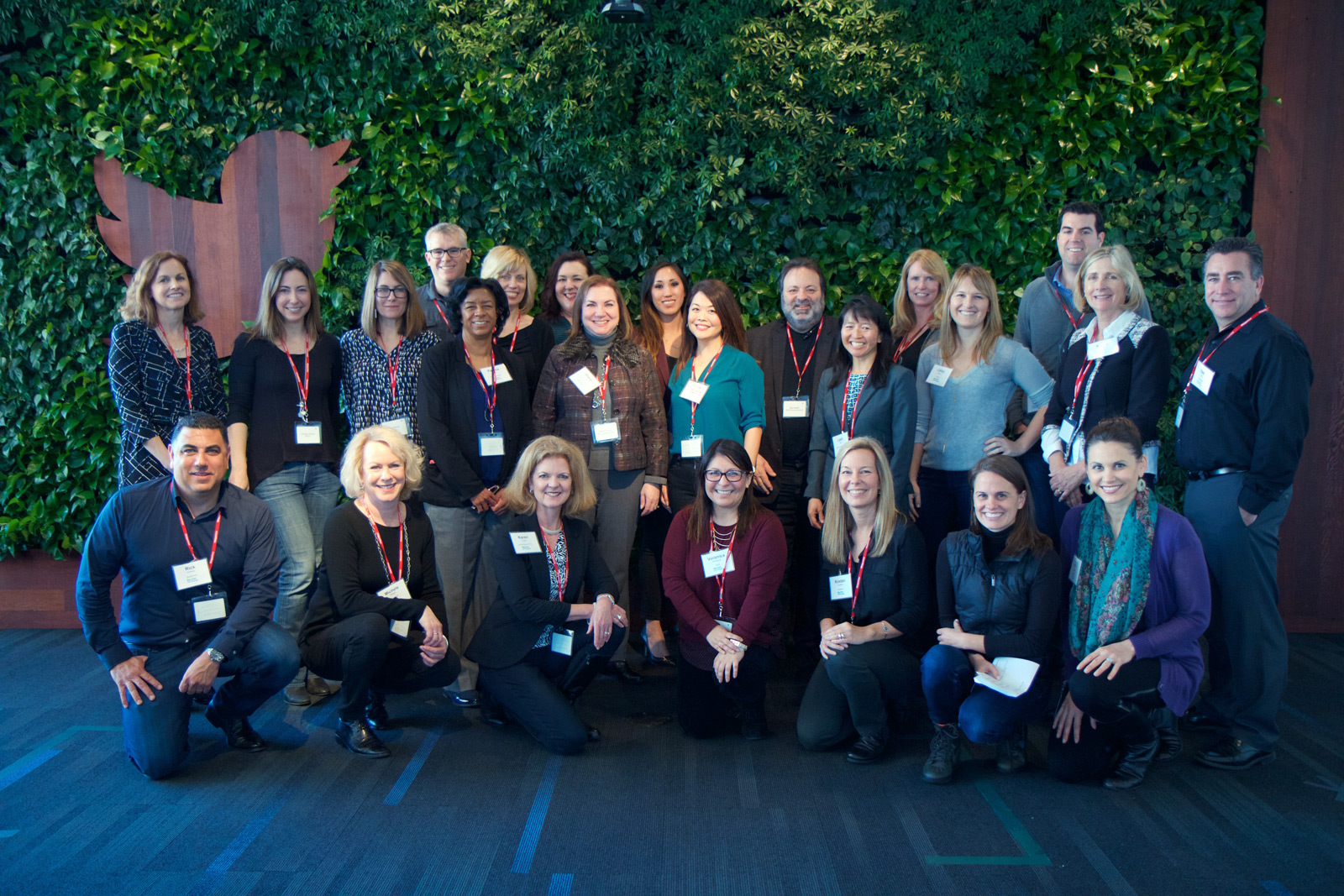 February's Bay Area ROI Forum at Twitter