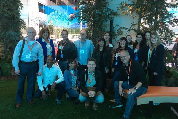 ROI Forum at Salesforce