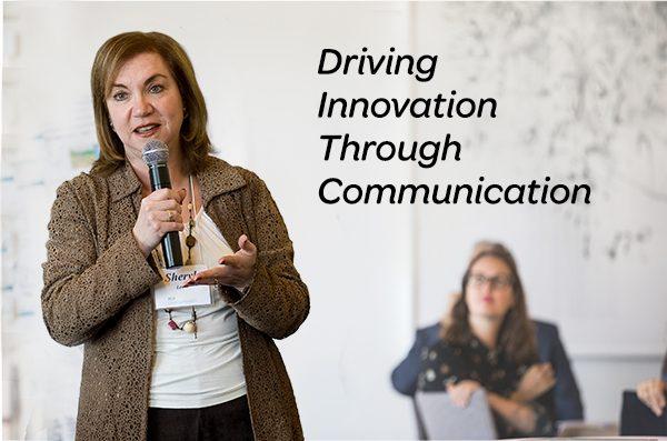 Driving Innovation Through Communication