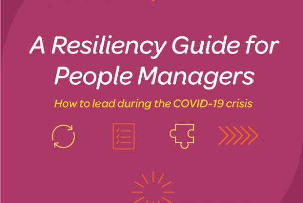 Resiliency Guide for People Managers