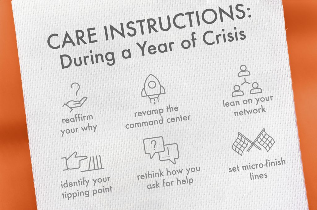 Care Instructions for Communicators