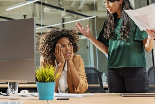 4 Causes of Workplace Conflict