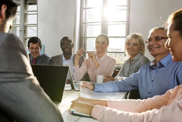 Creating an Engaged Workforce
