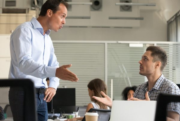 Dealing with Difficult People in the Workplace