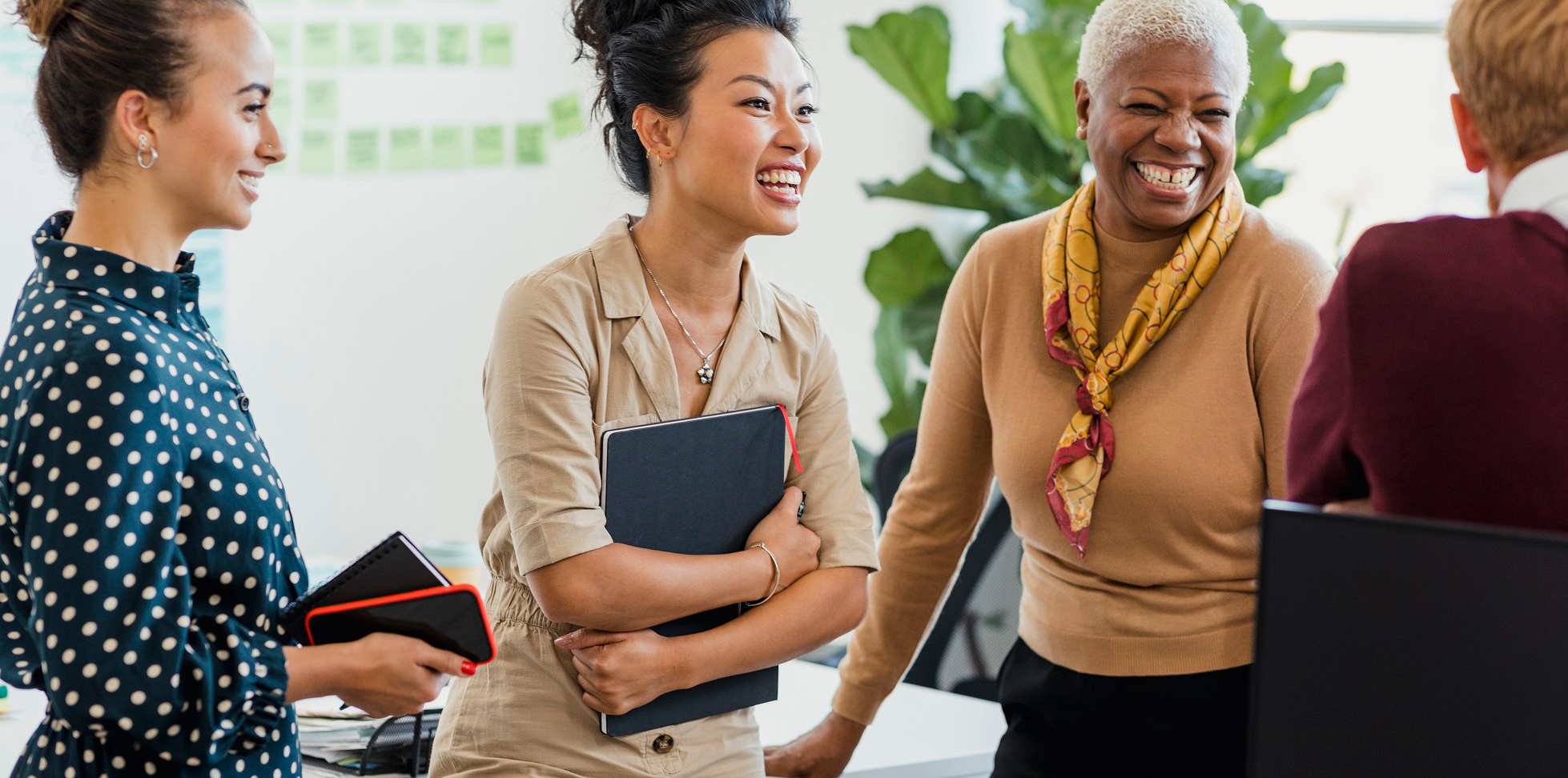 Diversity, Equity and Inclusion and Bringing the Whole Self to Work