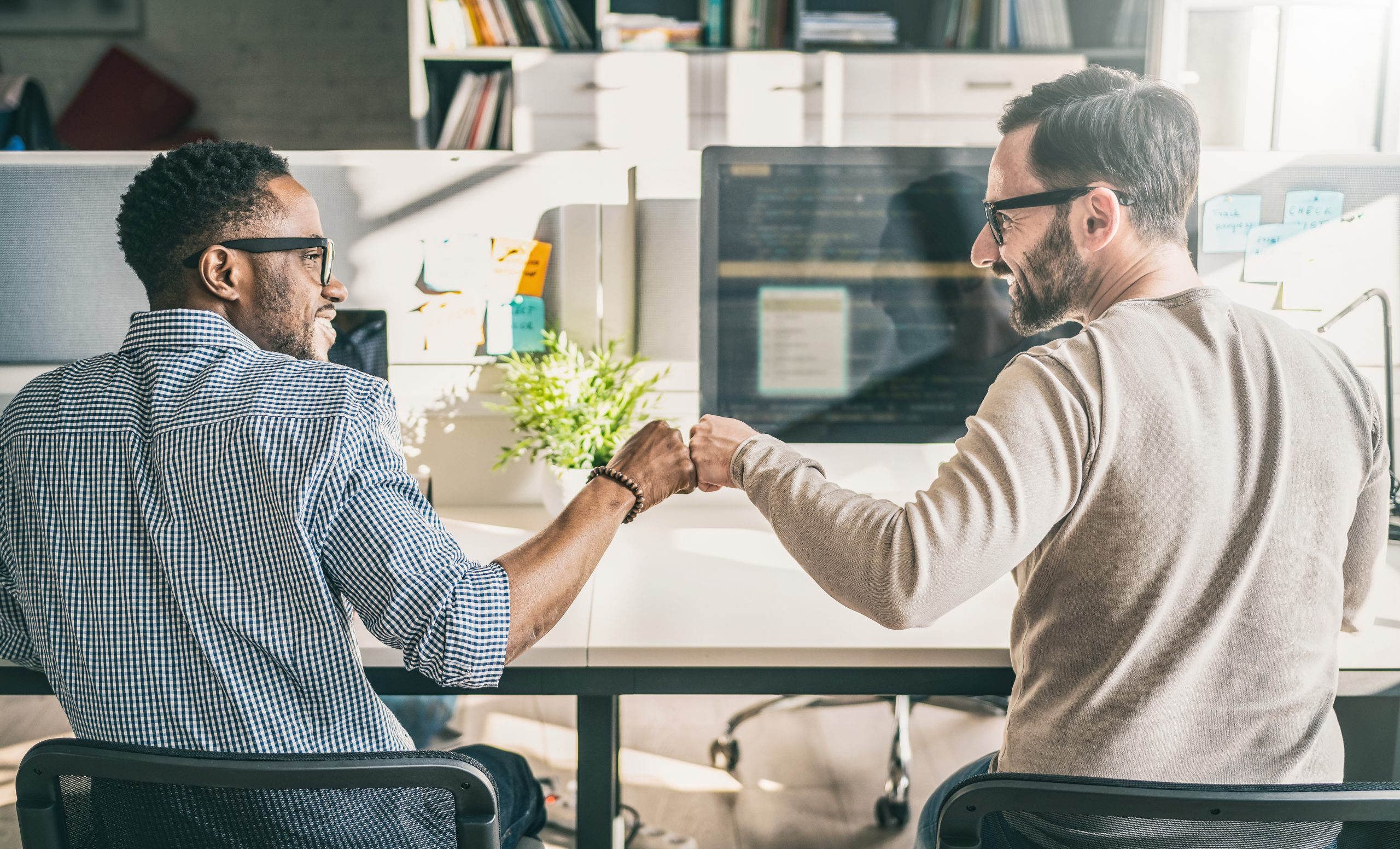 Connections at Work: They Matter
