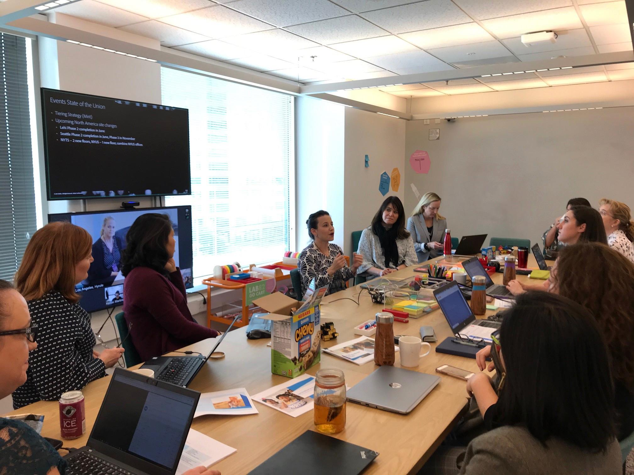 Adobe 2021 Open Enrollment Reimagined workshop