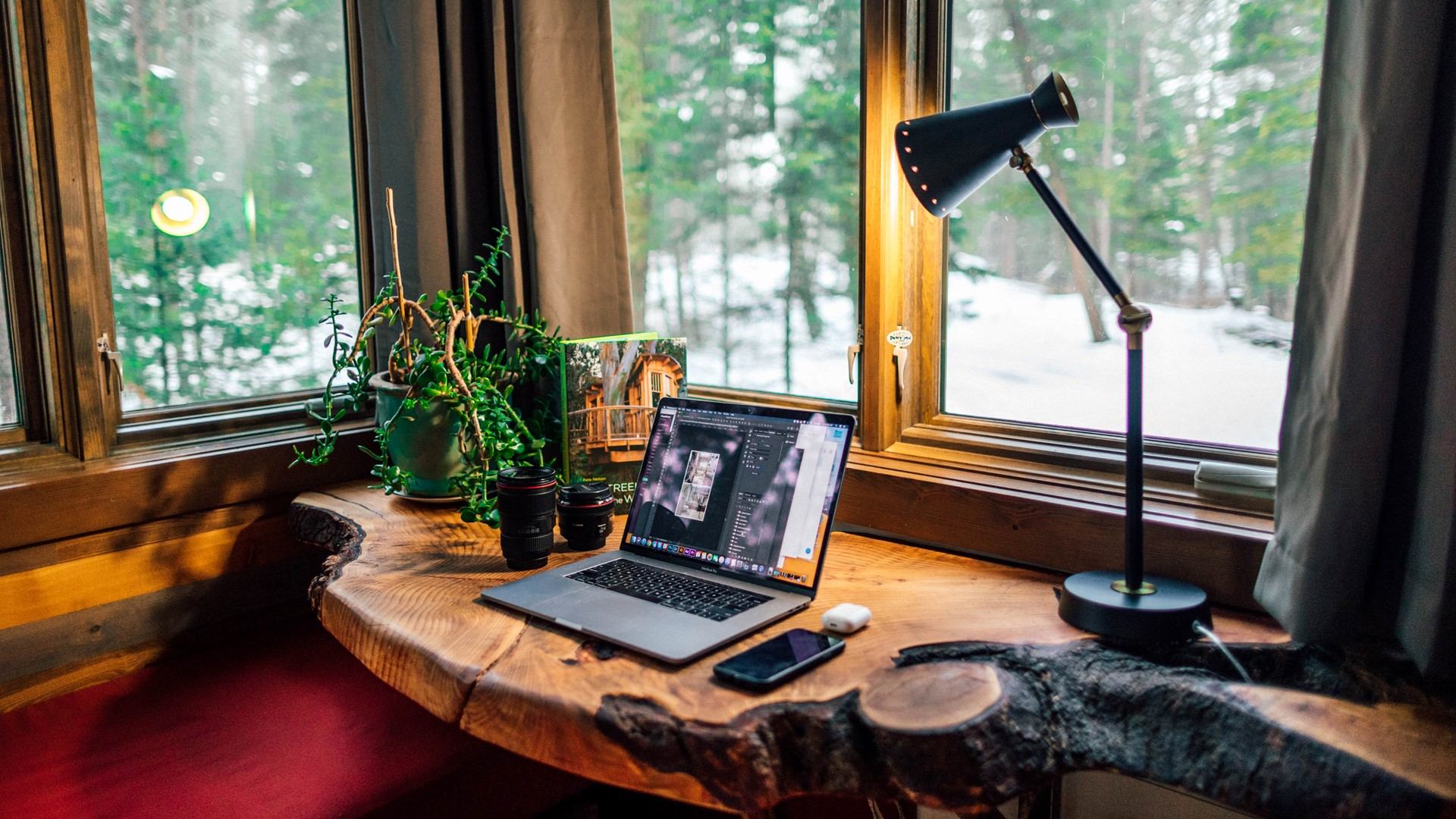 Creating an Enlightened Workspace – For Remote Work or at the Office